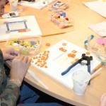 rosebud academy mosaic workshop