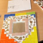 rosebud academy mosaic workshop