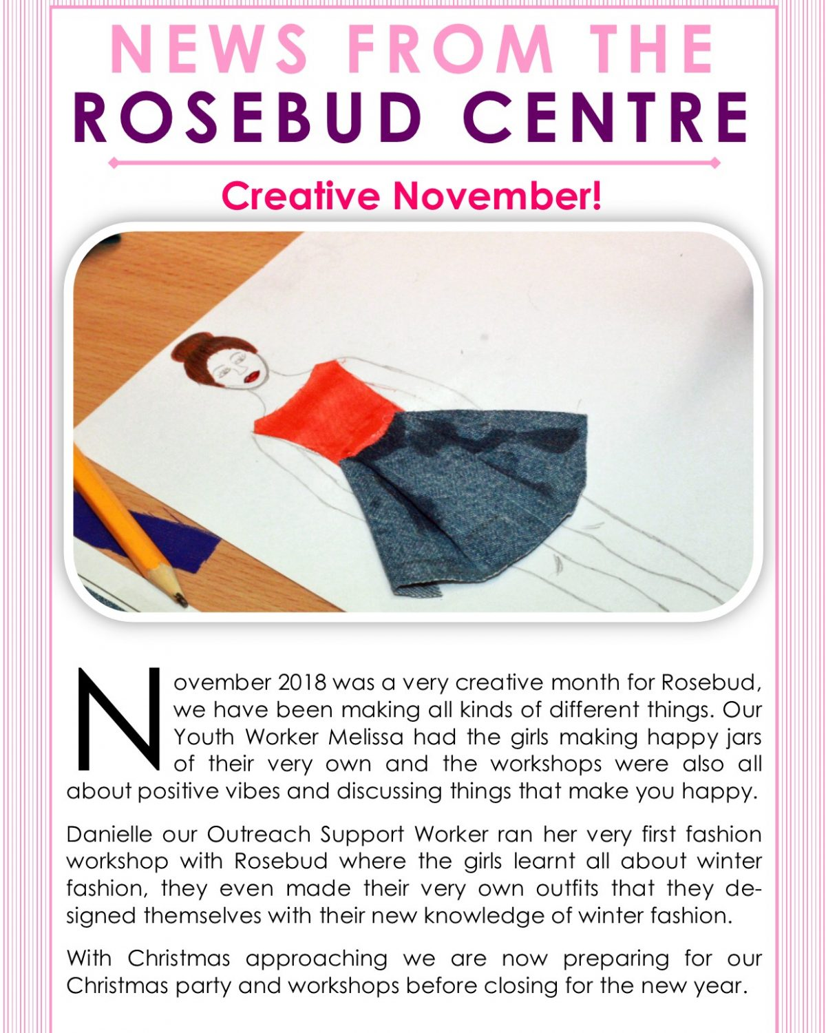 rosebud newsletter